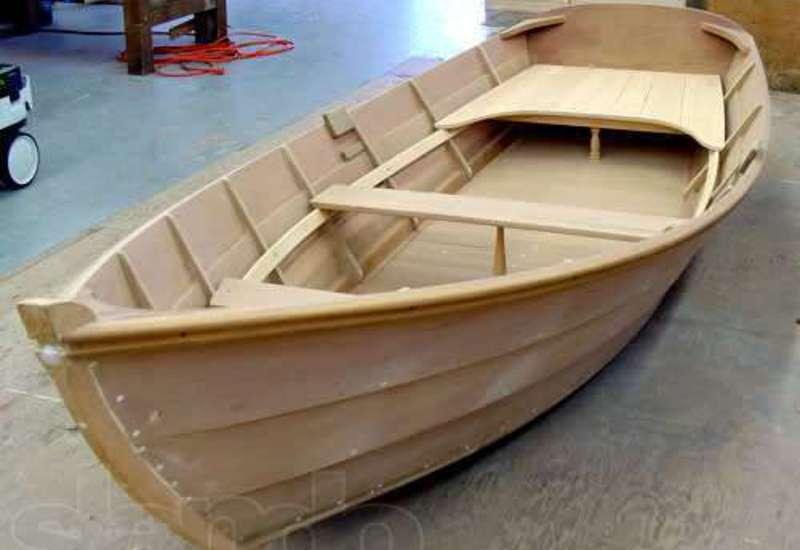 Лодка из доски своими руками